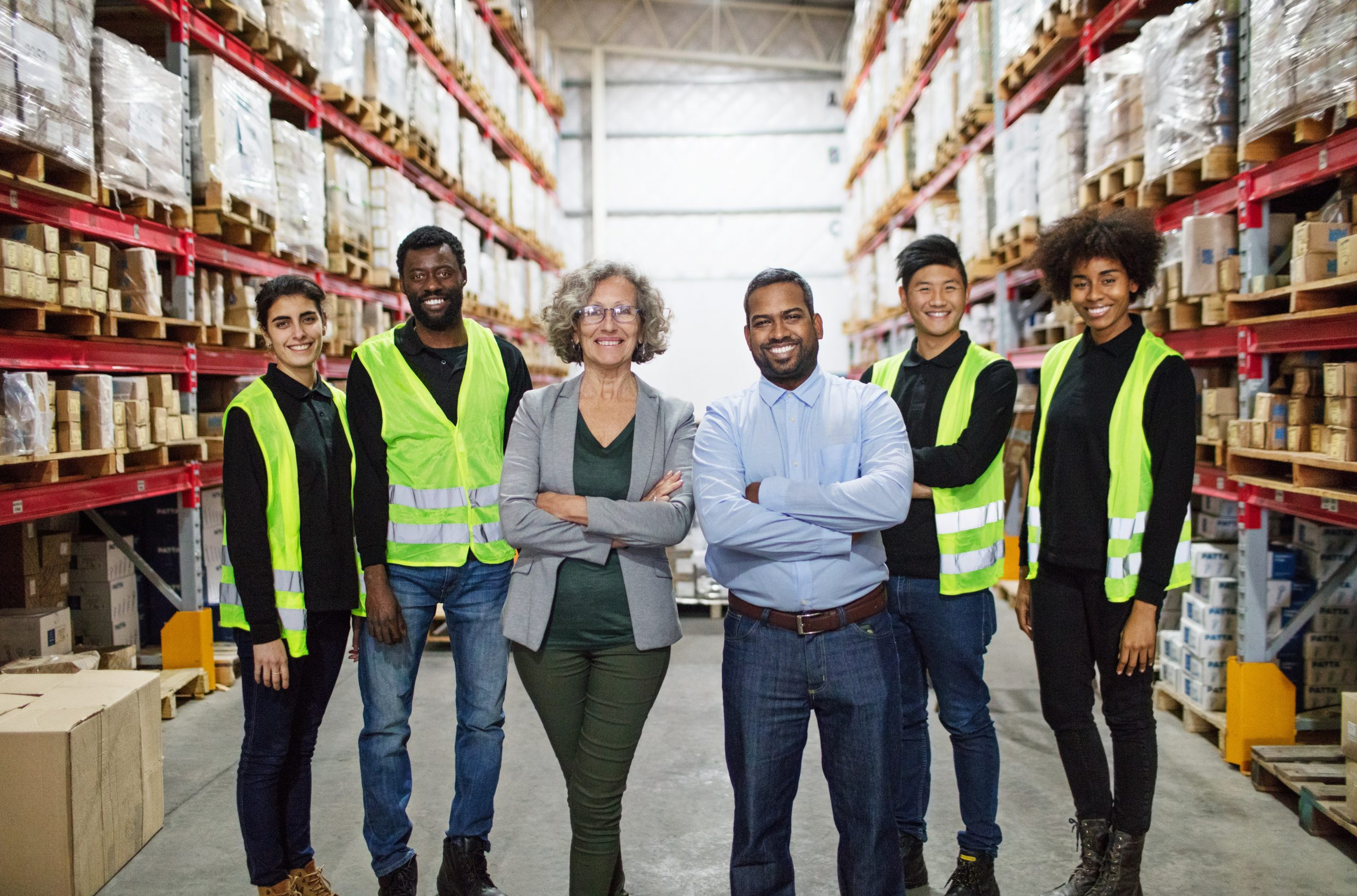 Benefits of Working with Warehouse Temp Agencies