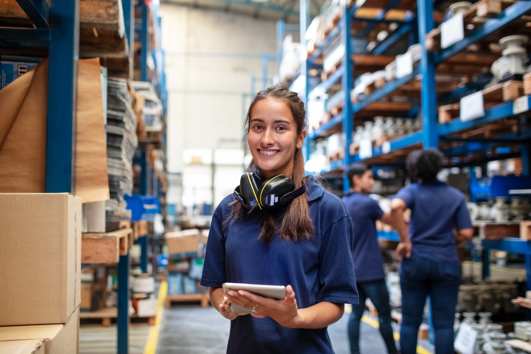 7 Tips for Managing Millennials in a Warehouse